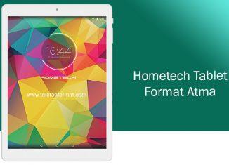 Hometech Tablet