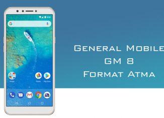 General Mobile GM 8