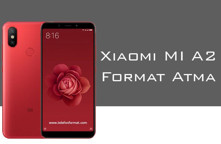 Xiaomi Mi A2 format