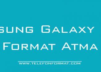 Samsung Galaxy M20 Format Atma Hard Reset