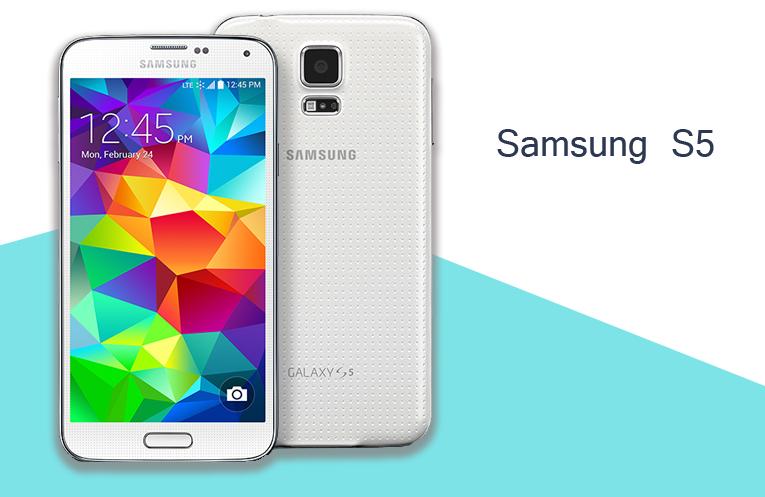 Samsung Galaxy S5 Format Atma Sıfırlama Hard Reset