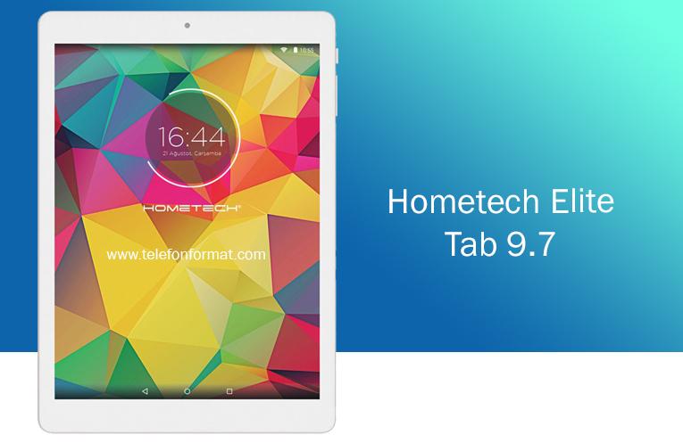 Hometech Elite Tab 9.7