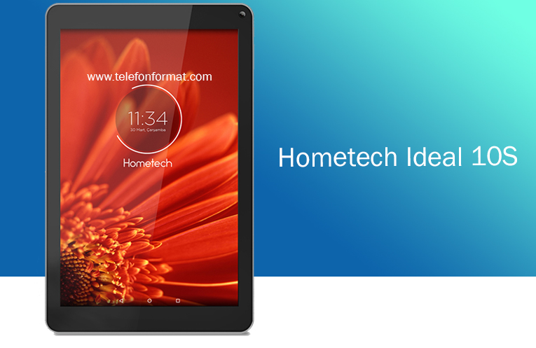 Hometech Ideal 10S