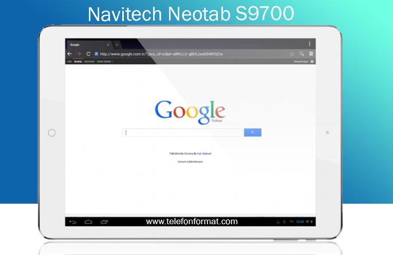 Navitech Neotab S9700