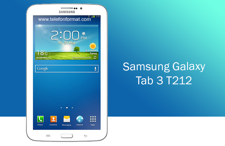 Samsung Galaxy Tab 3 T212