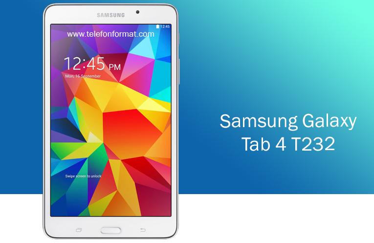 Samsung Galaxy Tab 4 T232