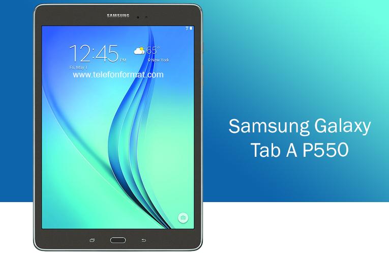 Samsung Galaxy Tab A P550