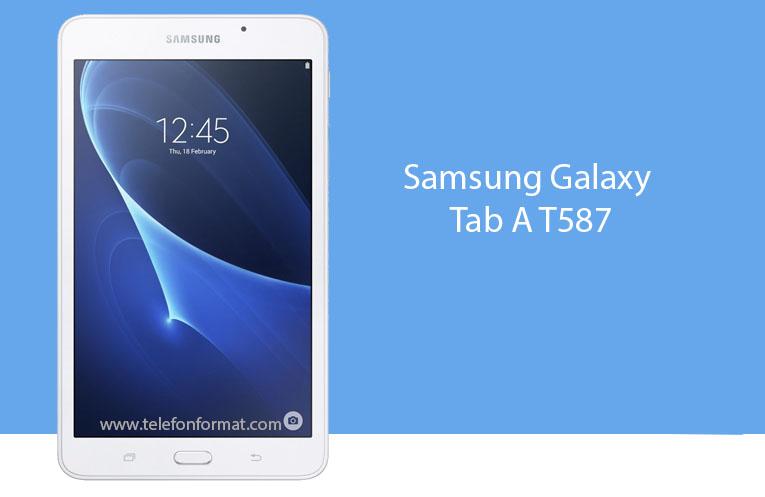 Samsung Galaxy Tab A T587