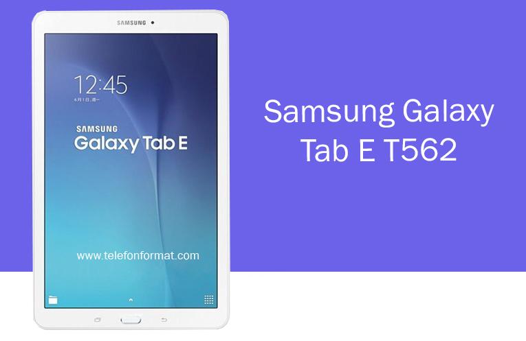Samsung Galaxy Tab E T562