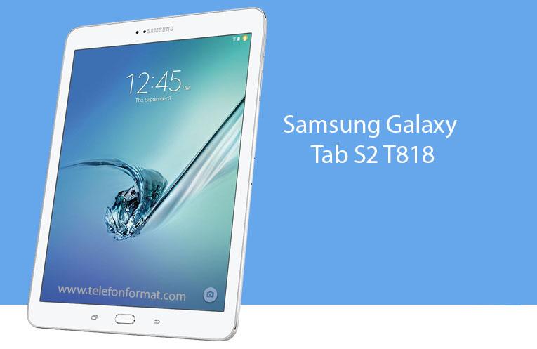 Samsung Galaxy Tab S2 T818