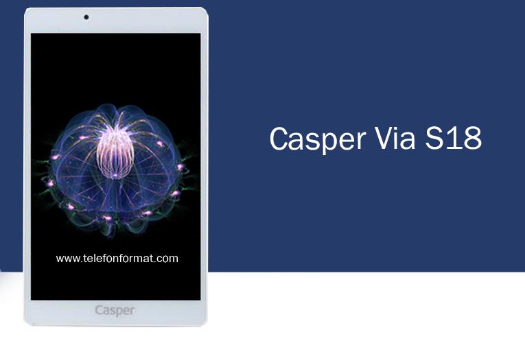 Casper Via S18