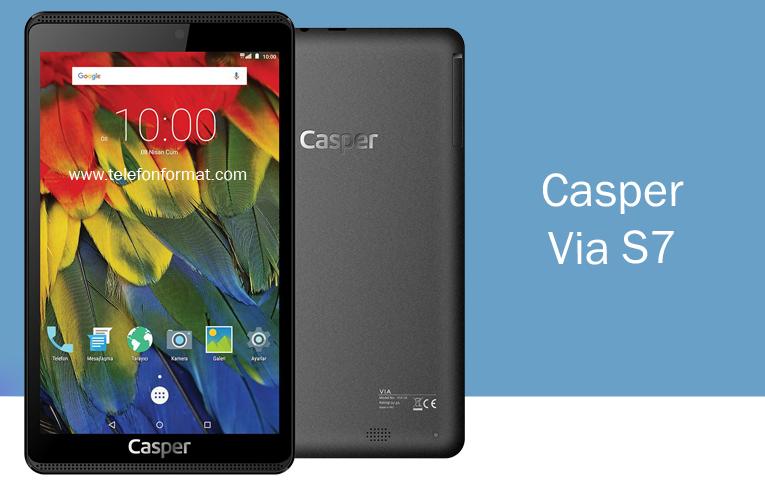 Casper Via S7
