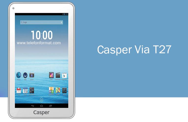Casper Via T27