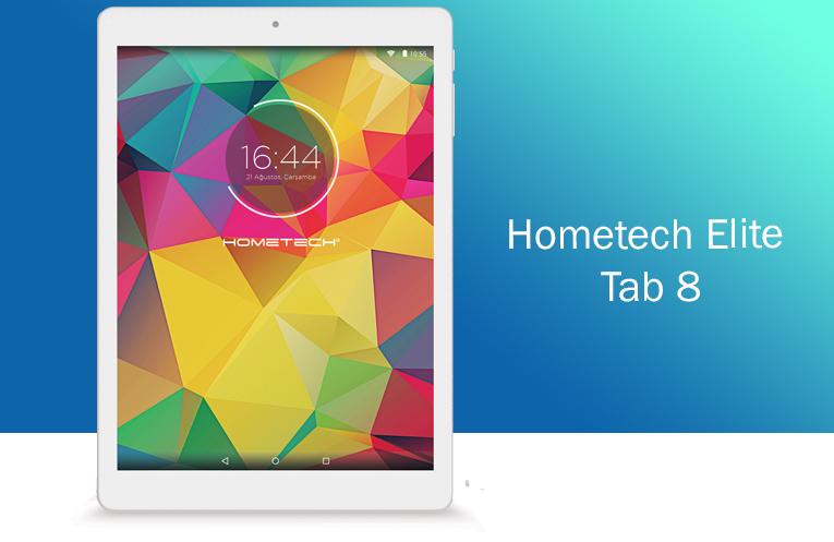 hometech elite tab 8
