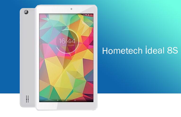 hometech ideal 8s
