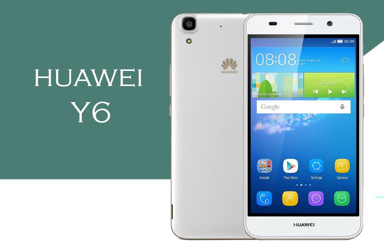 Huawei Y6 Format Atma Sıfırlama Hard Reset