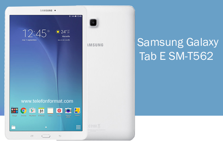 Samsung SM-T562 Galaxy Tab E