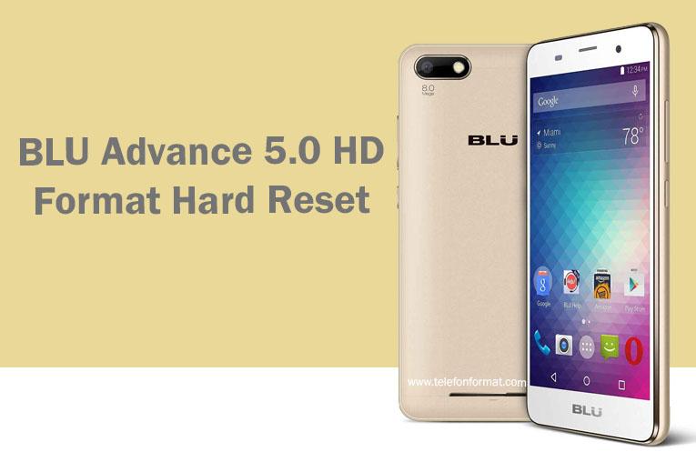 BLU Advance 5