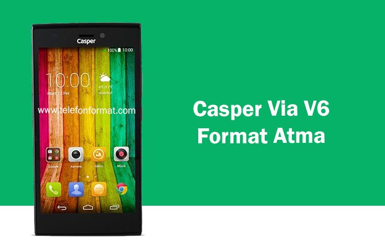 Casper Via V6