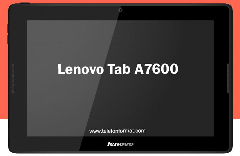 Lenovo Tab A7600