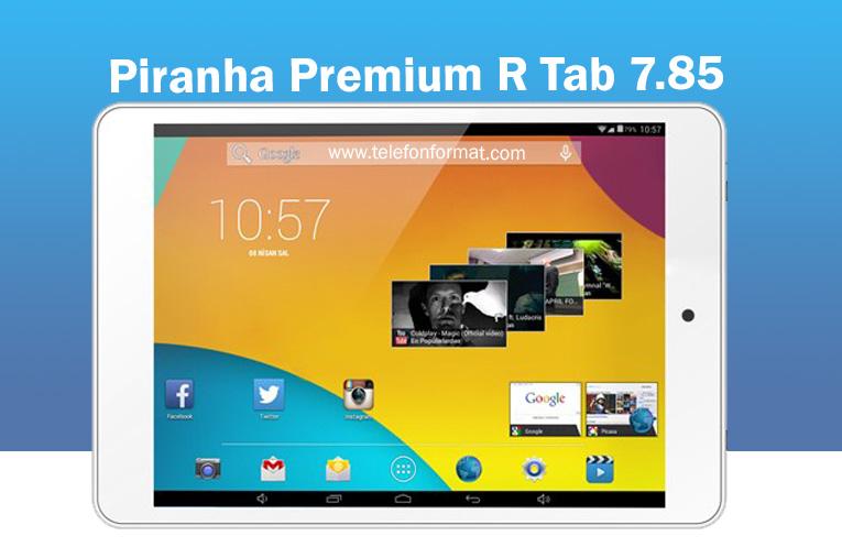 Piranha Premium R Tab