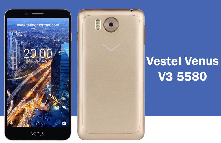 Vestel Venus V3 5580