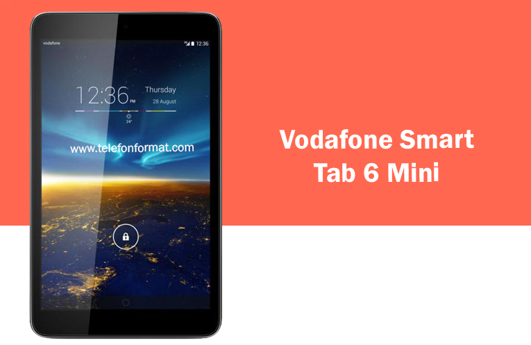 Vodafone Smart Tab 6 Mini