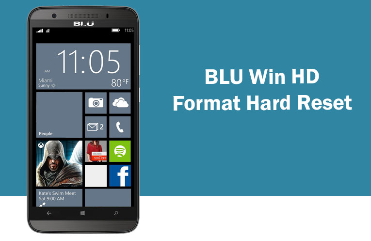 BLU Win HD