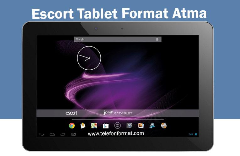 Escort Tablet