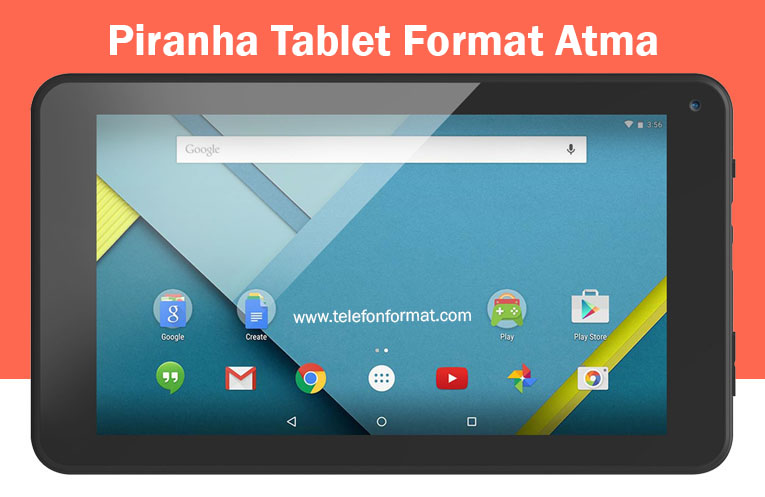 piranha tablet