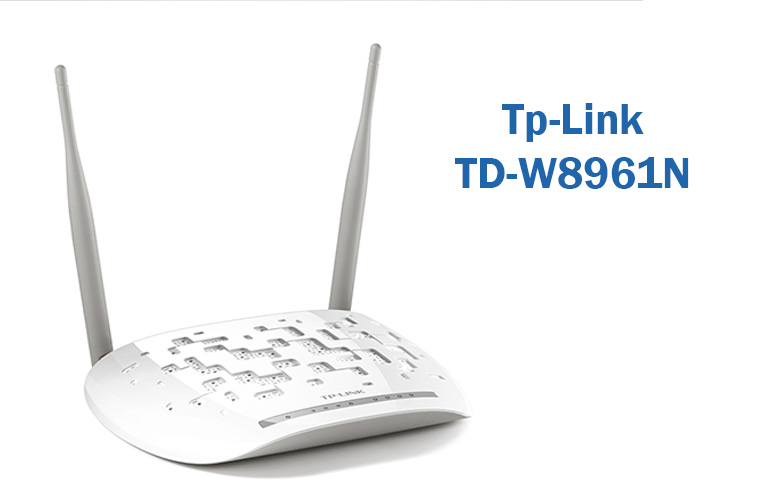 TP LINK TD W8961N