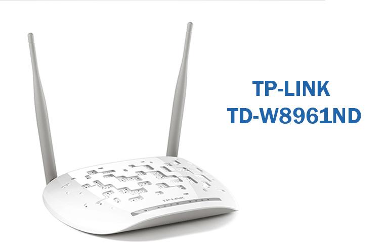 TP LINK TD W8961ND