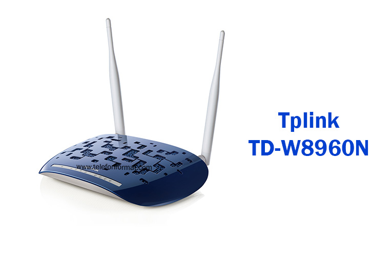TP LINK TD W8960N