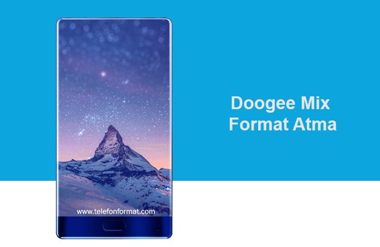 Doogee Mix Format
