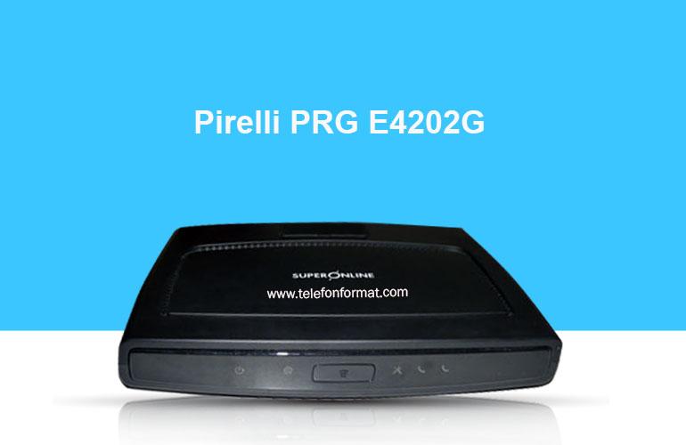 Pirelli PRG E4202G