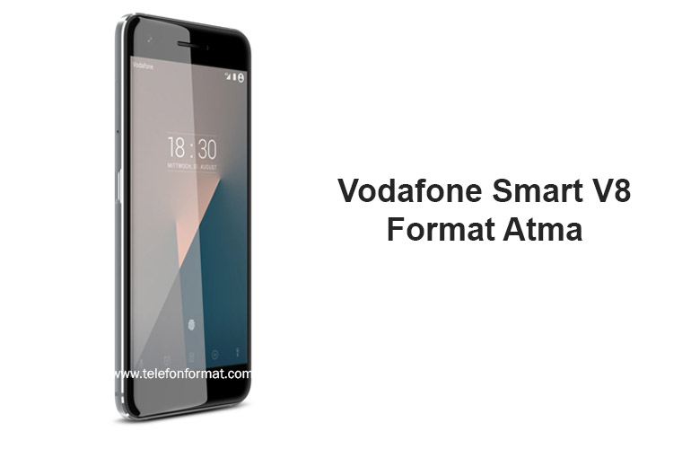 Vodafone Smart V8 Format