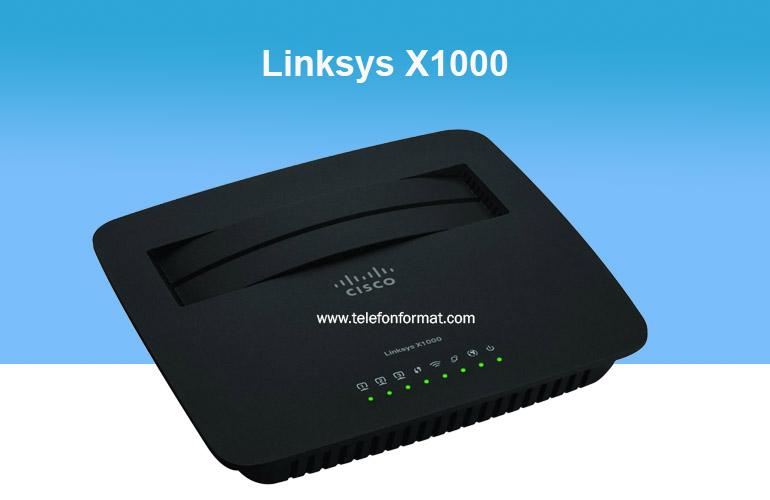 Linksys X1000