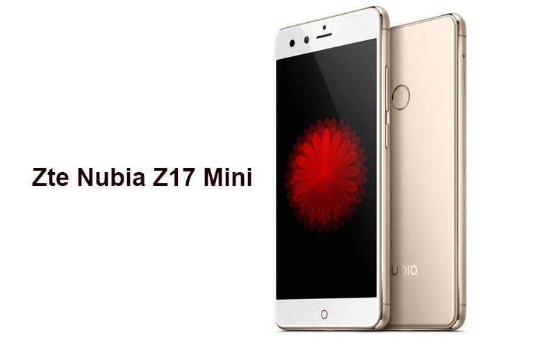 ZTE Nubia Z17 Mini Format