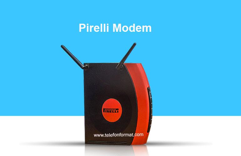 pirelli modem
