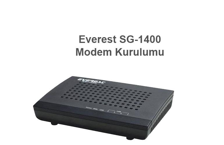 Everest SG 1400