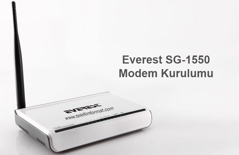 Everest SG 1550