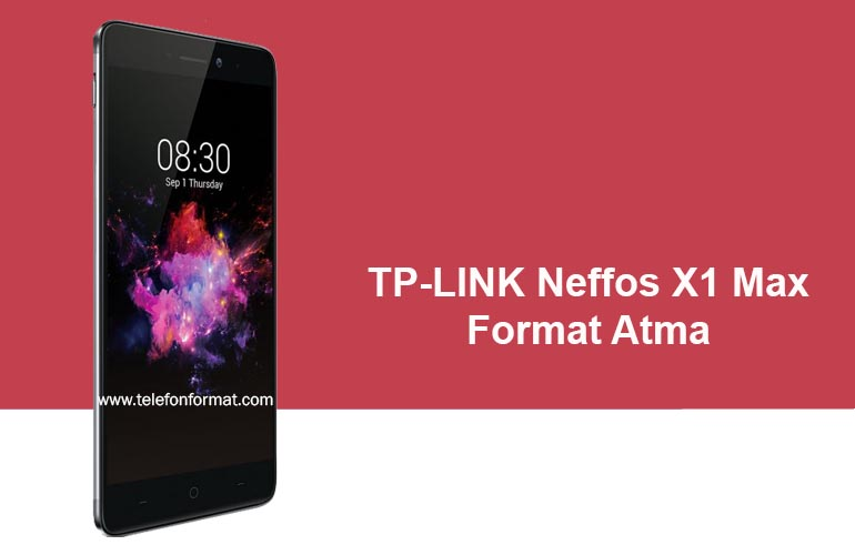 TP-LINK Neffos X1 Max Format