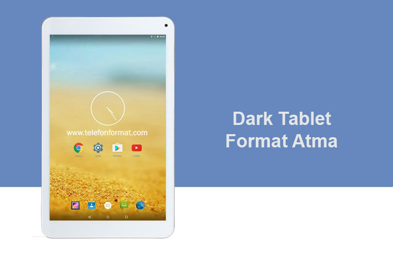 Dark Tablet