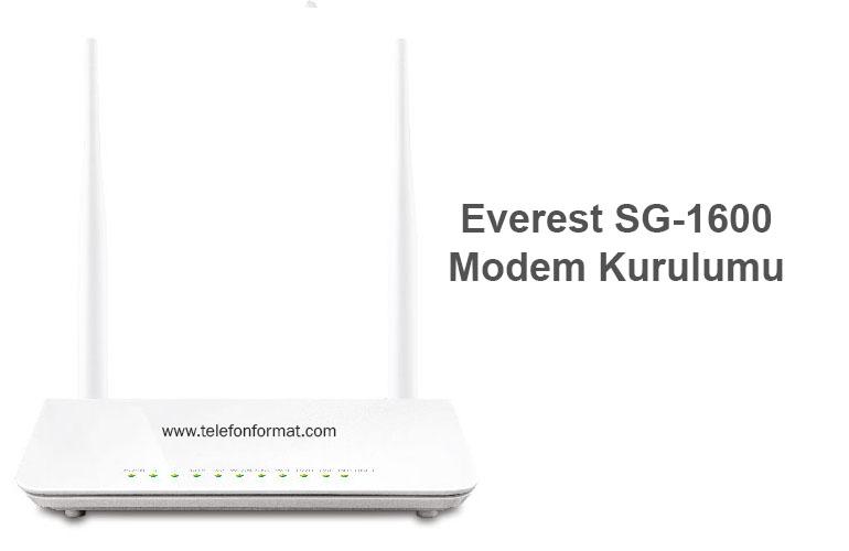 Everest SG-1600