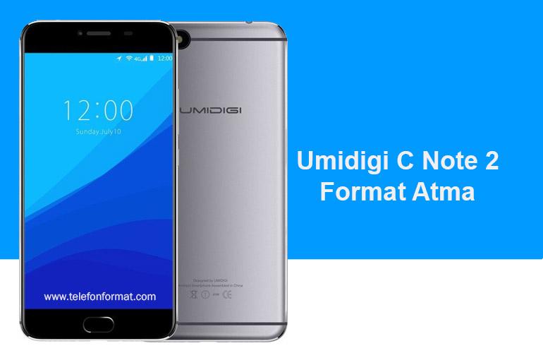 Umidigi C Note 2