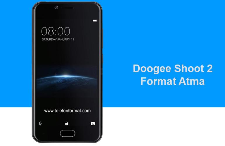 Doogee Shoot 2 Format