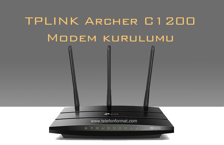 TP LINK Archer C1200