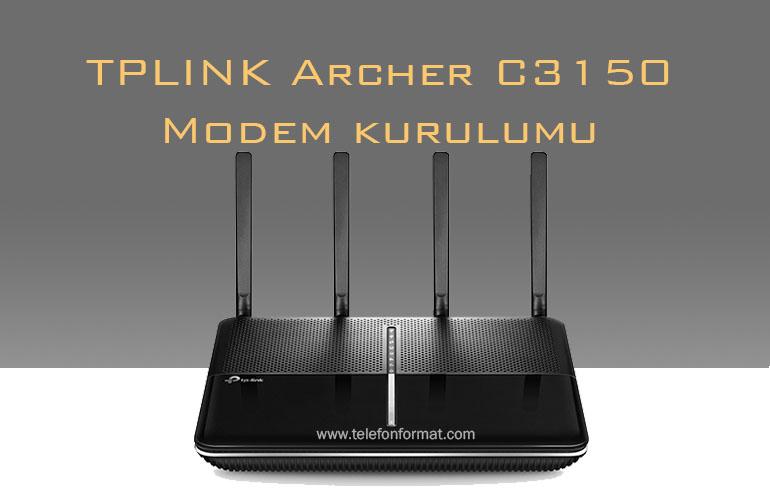 TP LINK Archer C3150