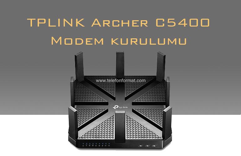 TP LINK Archer C5400