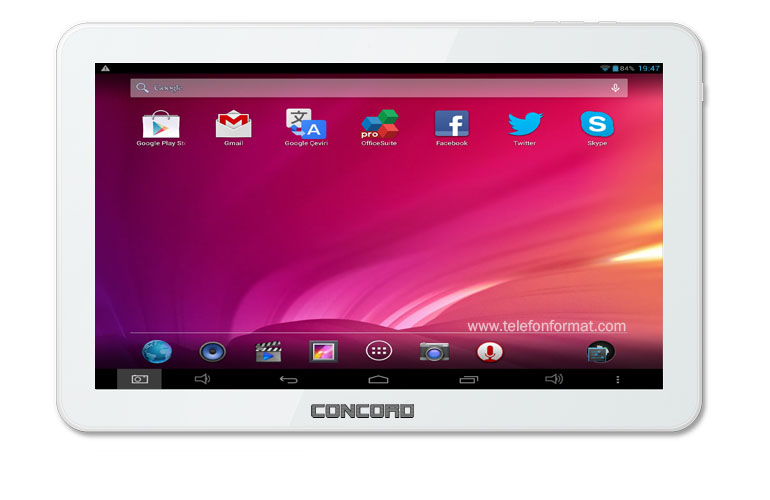 Concord Tablet